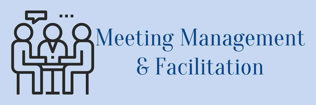 Meeting Management & Facilitation