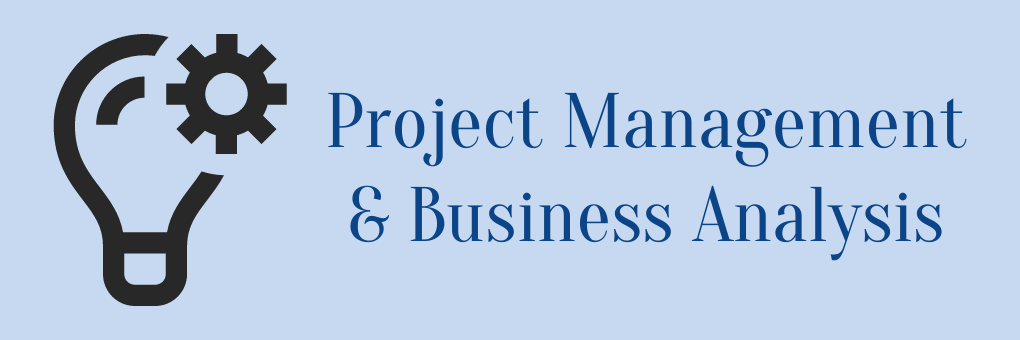 Project Management & Business Analysis